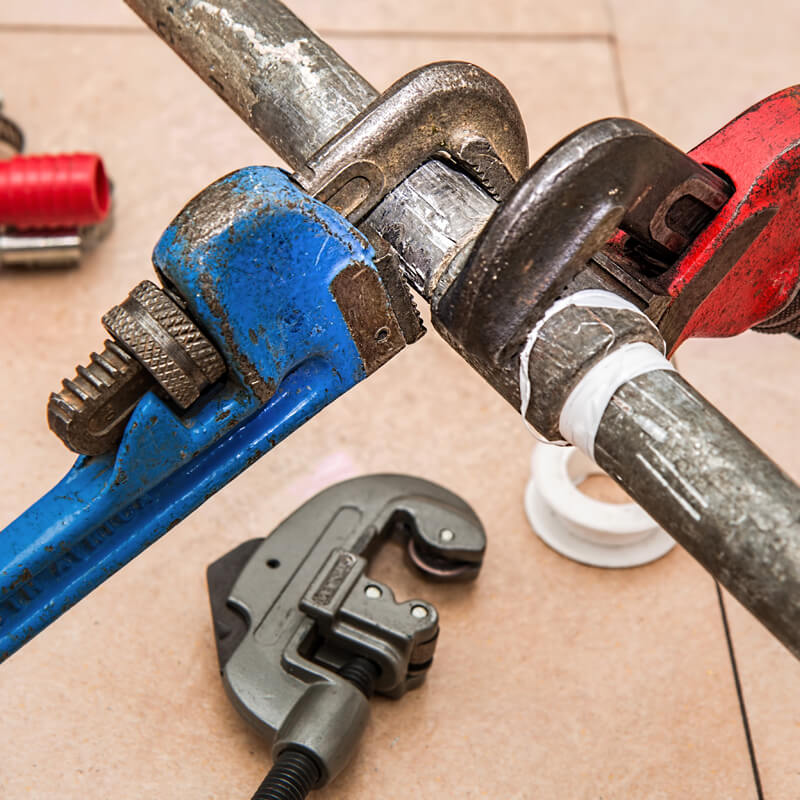 Make Ready Express specializes in property maintenance and one of most popular services we get calls for is plumbing repairs. We have years of experience with all plumbing type of repairs.