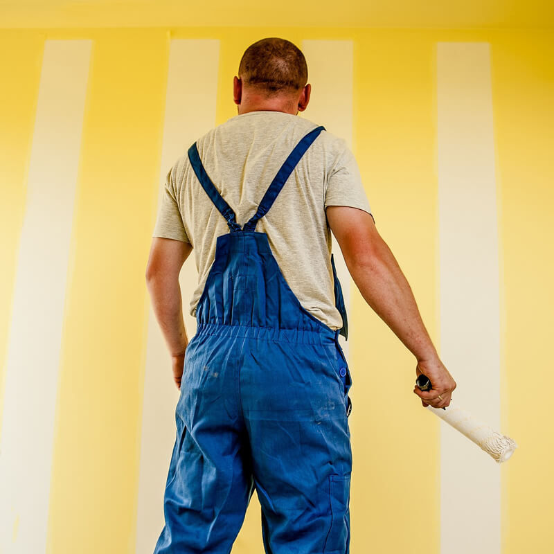 If you are in need of dry wall repair on your rental property, then get in touch and we will handle this daunting task for you.